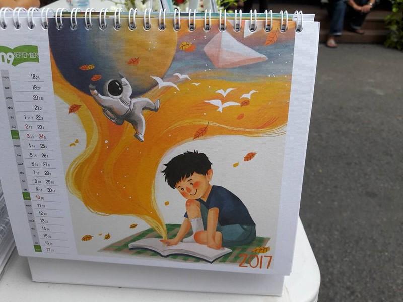 10 triệu đồng một quyển lịch… khuyến đọc - ảnh 10