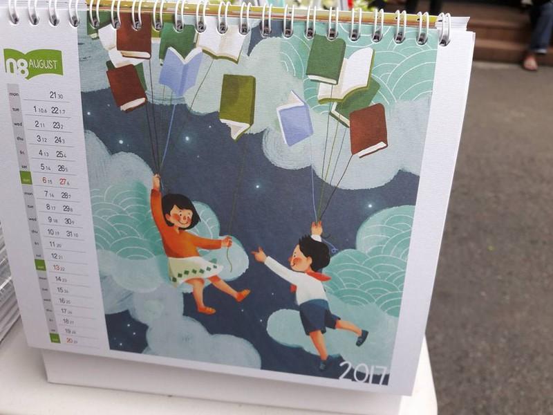 10 triệu đồng một quyển lịch… khuyến đọc - ảnh 11