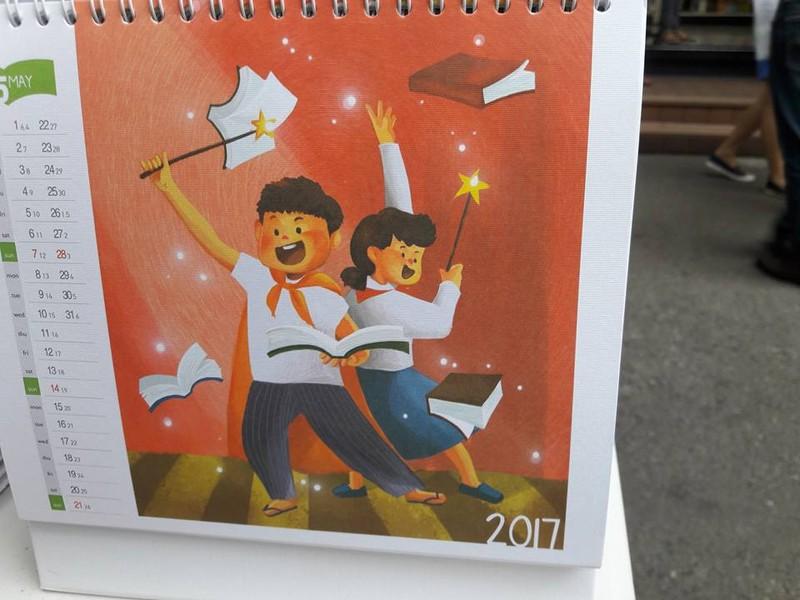 10 triệu đồng một quyển lịch… khuyến đọc - ảnh 14
