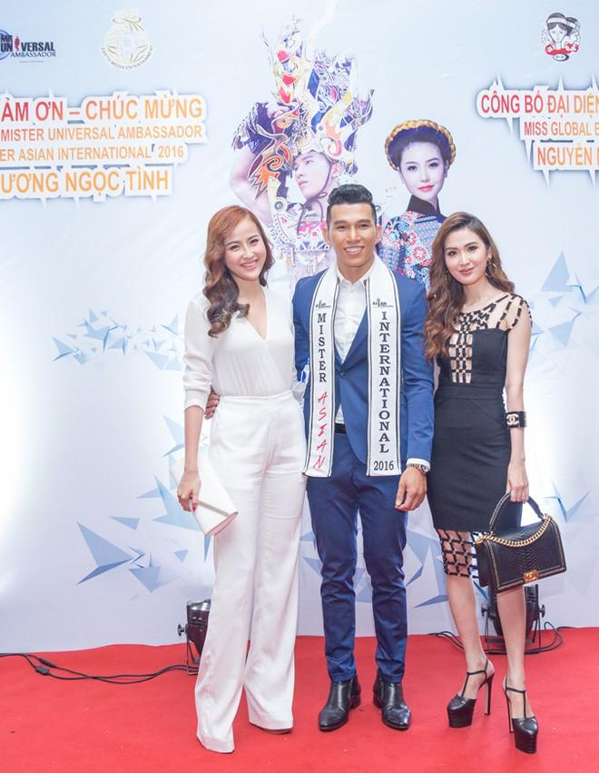 Ngọc Duyên đi thi  'Miss Golbal Beauty Queen 2016' - ảnh 2