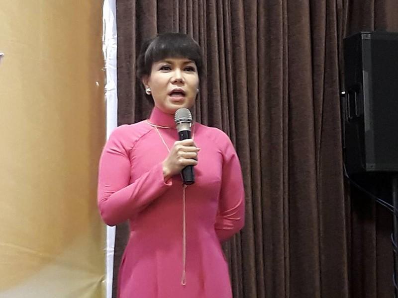 Việt Hương làm liveshow 'khủng' vì người nghèo - ảnh 3