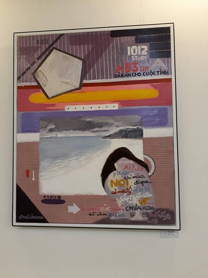 Góc nhìn trái ngược trong triển lãm tranh người và thú - ảnh 12
