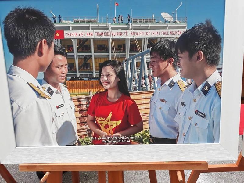 Khánh thành ngọn hải đăng Hoàng Sa-Trường Sa tại TP.HCM - ảnh 8