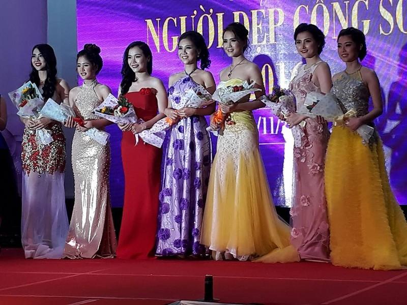 Đỗ Hà Thảo Nhi đăng quang hoa khôi Người đẹp công sở  - ảnh 8