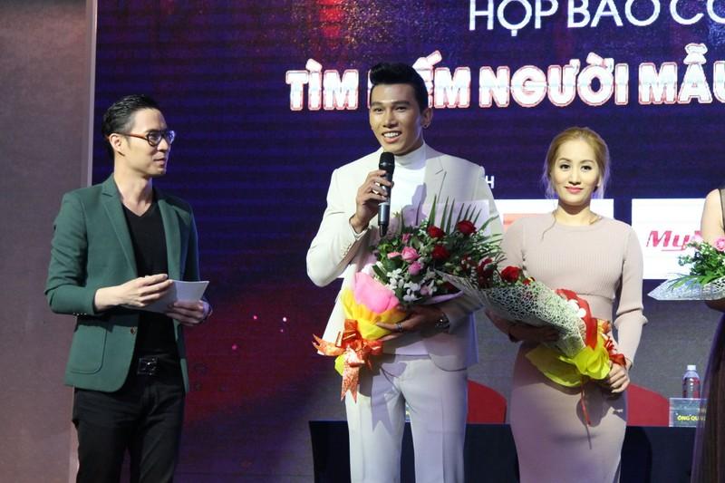 Sao tụ hội ở cuộc thi 'Người mẫu thể hình Việt Nam' - ảnh 5