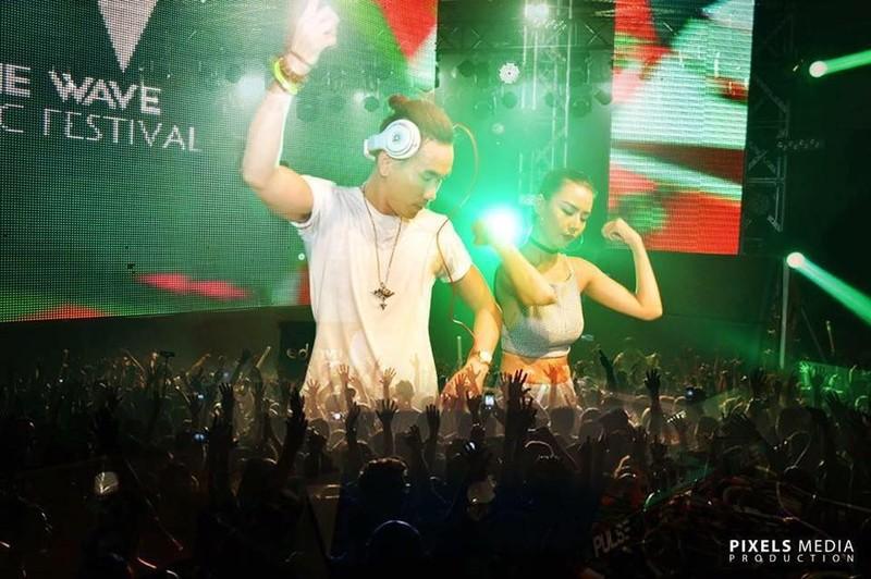 Lễ hội âm nhạc top 10 DJ thế giới và sao Việt   - ảnh 3