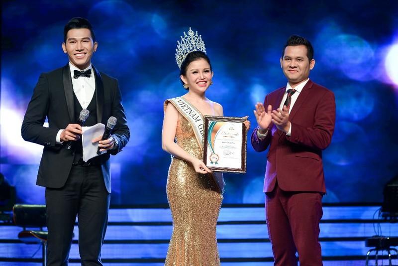 Sao chia sẻ từ thiện cùng hoa hậu Janny Thủy Trần - ảnh 2