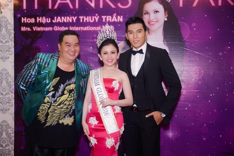 Sao chia sẻ từ thiện cùng hoa hậu Janny Thủy Trần - ảnh 4