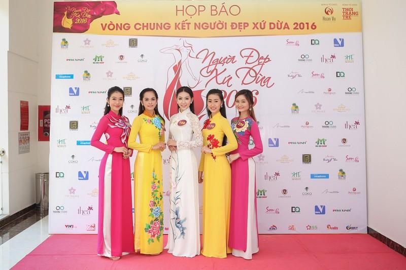 19 người đẹp 'Người đẹp xứ dừa 2016' chào sân TP.HCM - ảnh 7