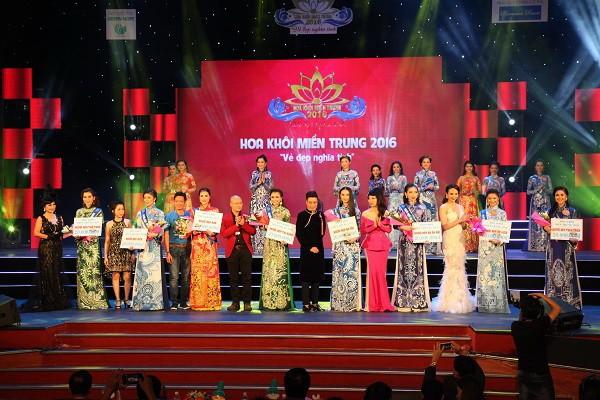 Đoàn Thị Hồng Trang đăng quang Hoa khôi miền Trung 2016 - ảnh 6