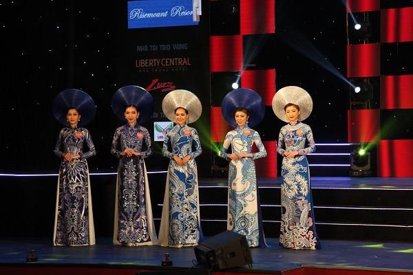 Đoàn Thị Hồng Trang đăng quang Hoa khôi miền Trung 2016 - ảnh 7