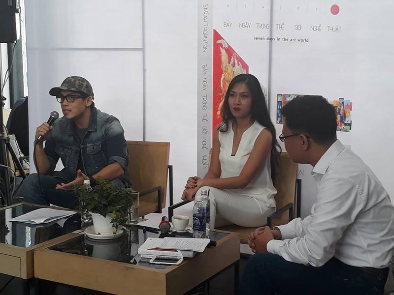 Bàn chuyện mua bán nghệ thuật ở Việt Nam - ảnh 1