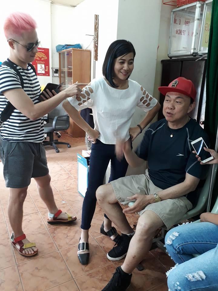 Hoài Linh nhập viện cấp cứu, tạm hoãn liveshow - ảnh 4