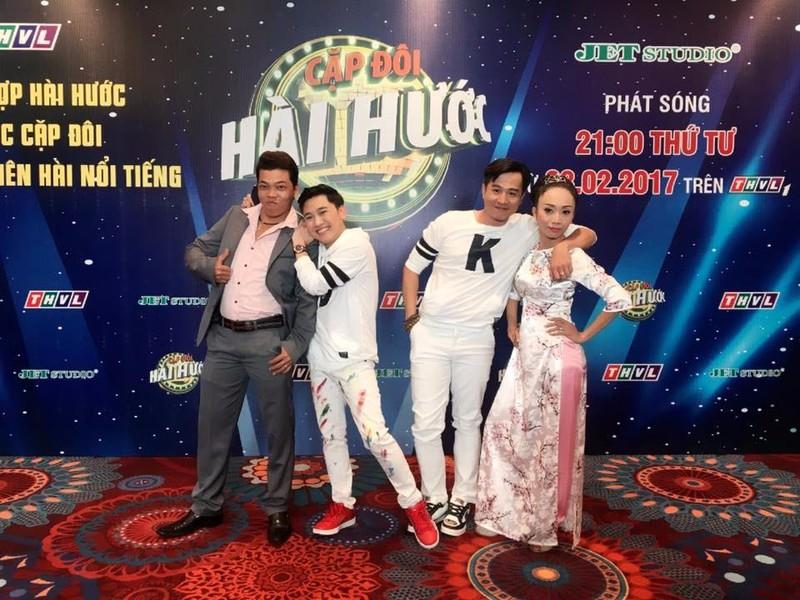 Bộ đôi  Huỳnh Tiến Khoa - Don Nguyễn và Lê Hùng - Tô Thiên Kiều.
