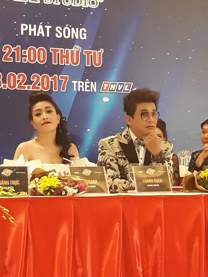 Cặp đôi giám khảo lợi hại Kiều Oanh - Thanh Bạch.