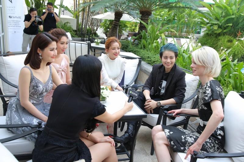 Siêu mẫu hàng đầu thế giới đưa công ty đến Việt Nam - ảnh 6
