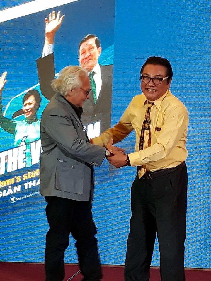 Ấn tượng lễ ra mắt sách ảnh ông Trương Tấn Sang công du - ảnh 7