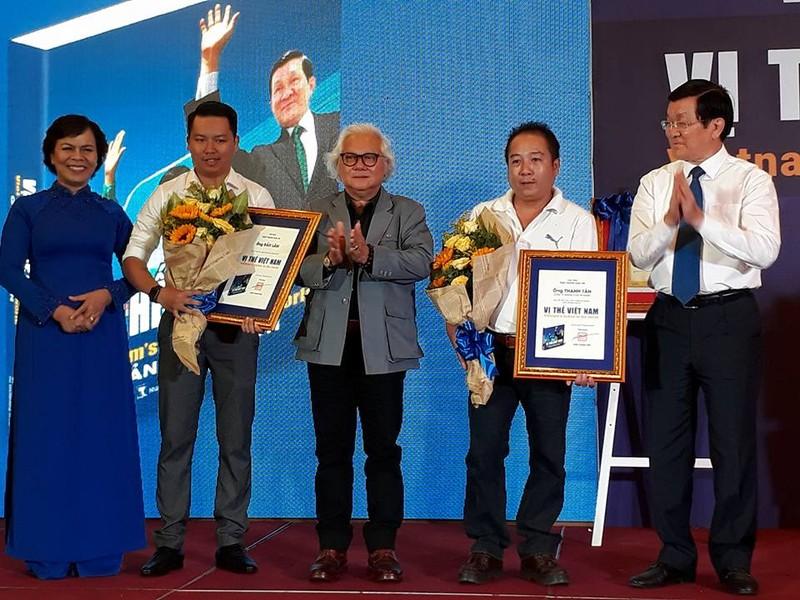 Ấn tượng lễ ra mắt sách ảnh ông Trương Tấn Sang công du - ảnh 8