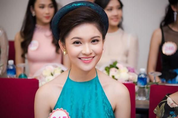 """Á hậu Thùy Dung tham gia cuộc thi """"Hoa hậu Quốc tế"""" - ảnh 2"""