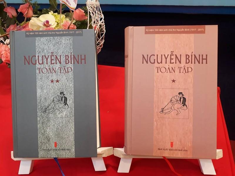 Ra mắt Nguyễn Bính toàn tập nhân 100 năm sinh nhật ông - ảnh 2