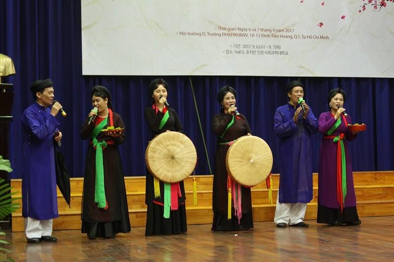 'Báu vật sống' của Hàn Quốc biểu diễn tại Việt Nam - ảnh 3
