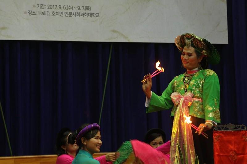 'Báu vật sống' của Hàn Quốc biểu diễn tại Việt Nam - ảnh 5
