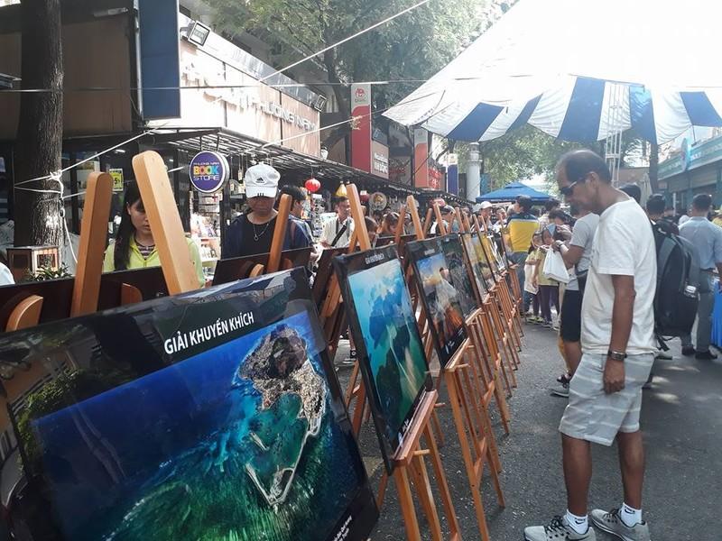 Cuộc thi ảnh chụp flycam lần đầu tiên tại Việt Nam - ảnh 1