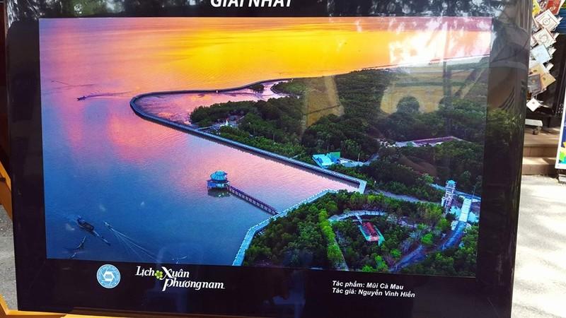 Cuộc thi ảnh chụp flycam lần đầu tiên tại Việt Nam - ảnh 2