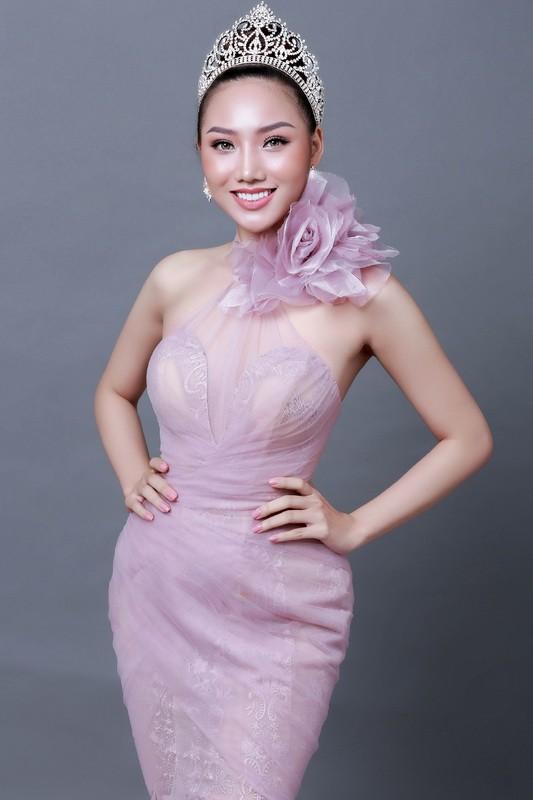 Hoàng Thu Thảo đại diện VN tại Miss Global Beauty Queen - ảnh 2