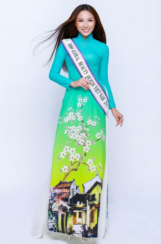 Hoàng Thu Thảo đại diện VN tại Miss Global Beauty Queen - ảnh 3