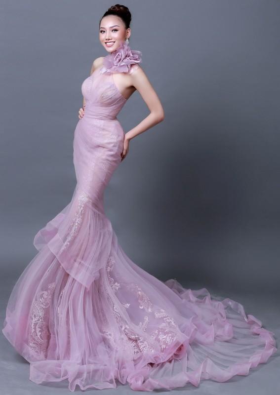 Hoàng Thu Thảo đại diện VN tại Miss Global Beauty Queen - ảnh 4