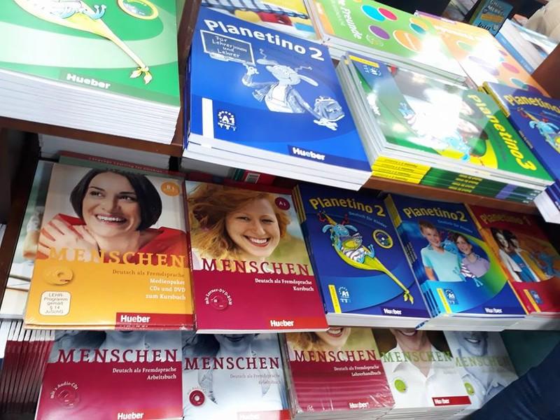 Lần đầu tiên triển lãm 1.500 đầu sách tiếng Đức  - ảnh 2