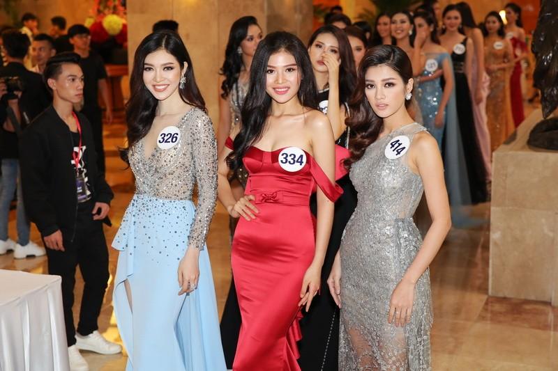 Mai Ngô trượt Hoa hậu Hoàn vũ VN, cận cảnh top 70 - ảnh 1