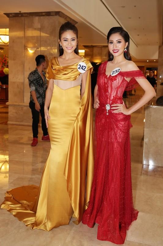 Mai Ngô trượt Hoa hậu Hoàn vũ VN, cận cảnh top 70 - ảnh 4