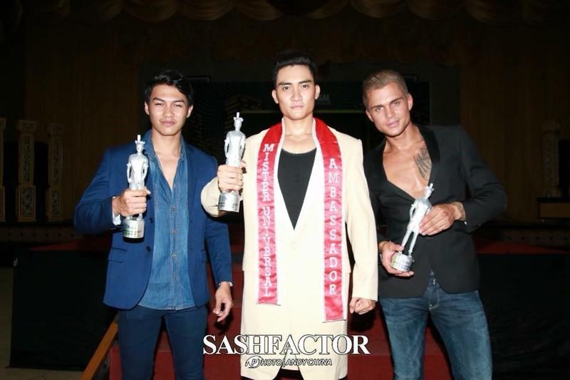 Lương Gia Huy đăng quang Mister Universal Ambassador - ảnh 2