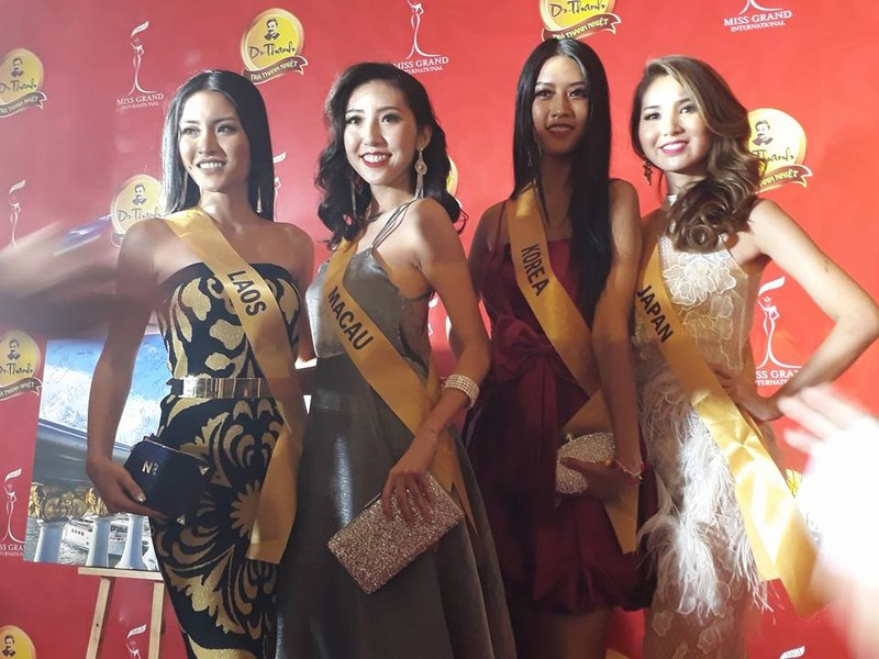 Mãn nhãn với 80 hoa hậu thế giới khoe sắc tại TP.HCM - ảnh 8