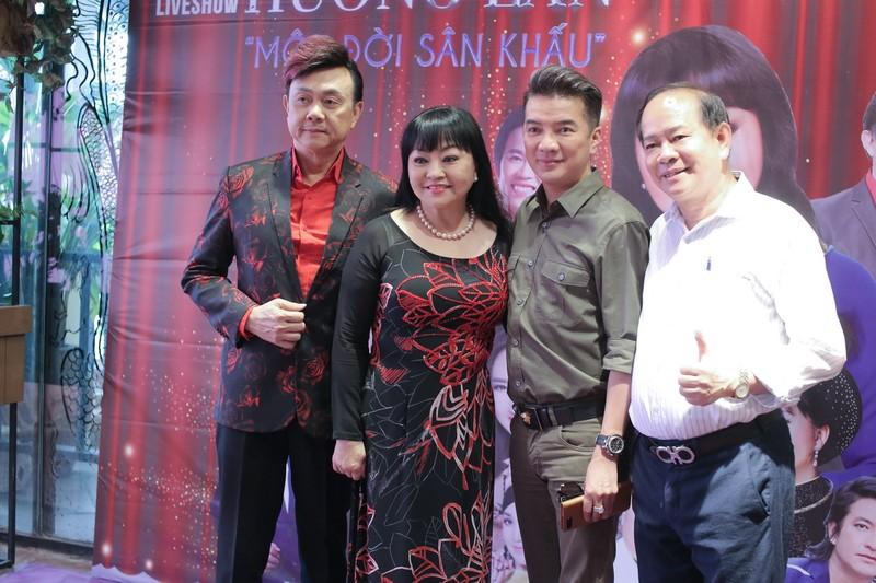 Mr Đàm giúp Hương Lan làm liveshow 4 tỉ mừng 100 năm cải lương - ảnh 3
