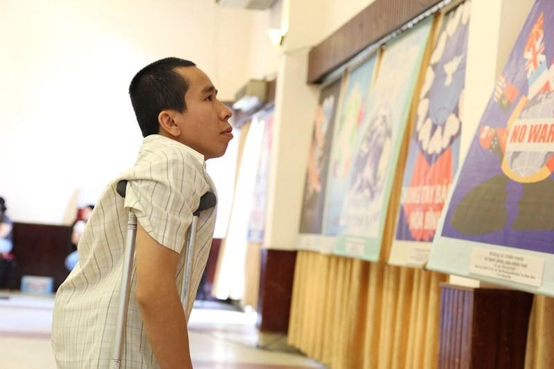 Bà Tôn Nữ Thị Ninh: Hòa bình không tự nhiên mà có - ảnh 3