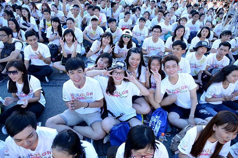 500 người bay cùng khinh khí cầu trong ngày Hữu nghị quốc tế  - ảnh 9
