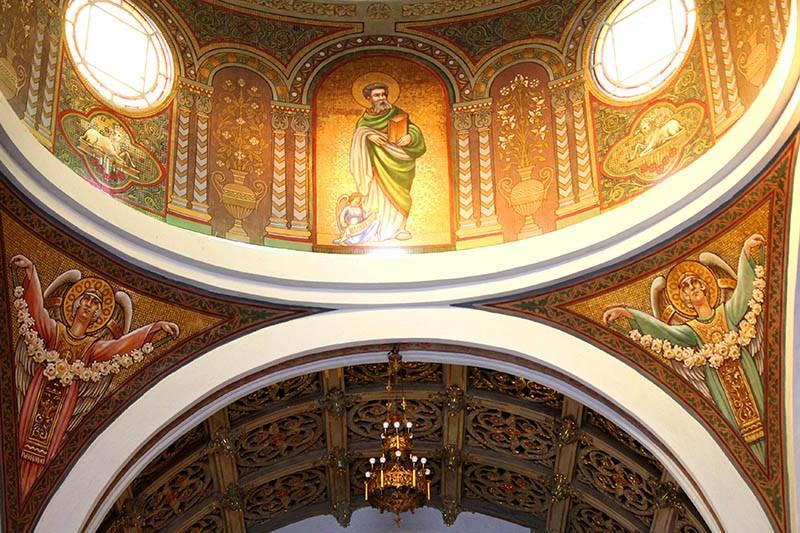 Hạnh Thông Tây - nhà thờ cổ 'độc nhất vô nhị' - ảnh 14