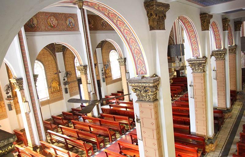 Hạnh Thông Tây - nhà thờ cổ 'độc nhất vô nhị' - ảnh 19