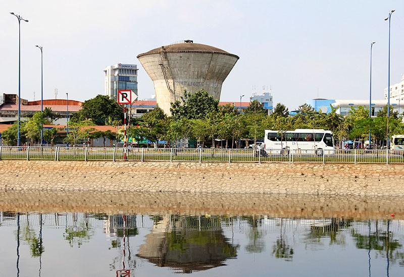 Cận cảnh Bảy thủy đài bỏ hoang sắp bị 'khai tử' tại TP.HCM - ảnh 6