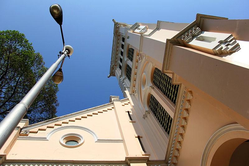 Cận cảnh nhà thờ Chợ Quán cổ nhất Sài Gòn - ảnh 6