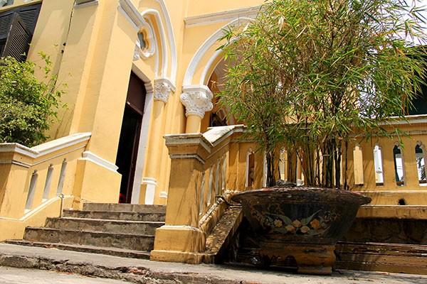 Khám phá nhà thờ trên 100 tuổi của người Hoa ở Sài Gòn - ảnh 11