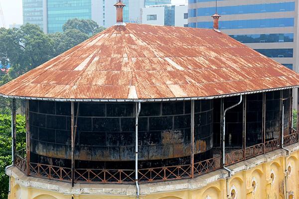 Thủy đài khổng lồ hơn 1 thế kỷ ở Sài Gòn - ảnh 3