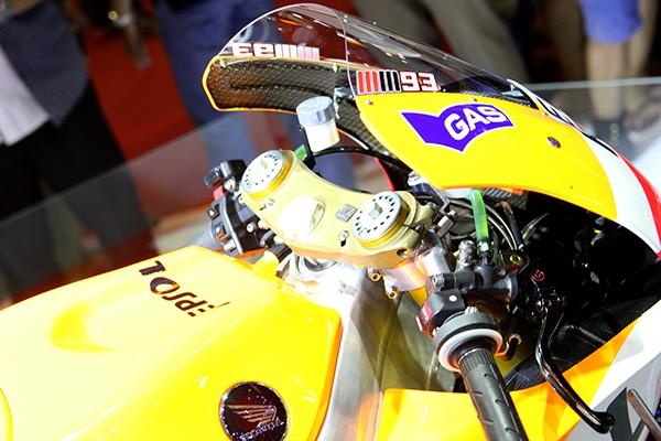 Siêu phẩm Honda RC213V của nhà vô địch MotoGP  - ảnh 3