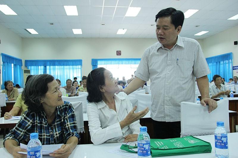 Toàn cảnh cuộc vận động bầu cử của ứng cử viên Đinh La Thăng - ảnh 2