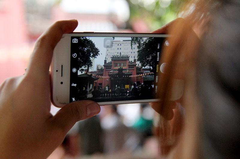 Cận cảnh ngôi chùa 100 tuổi sắp được Tổng thống Obama viếng thăm - ảnh 17