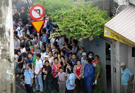 Người Sài Gòn đổ xô đi 'xem mặt' Tổng thống Obama - ảnh 18
