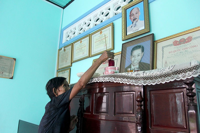 Sau chỉ đạo của Bí thư Thăng, Mẹ VNAH đã có nhà mới  - ảnh 5
